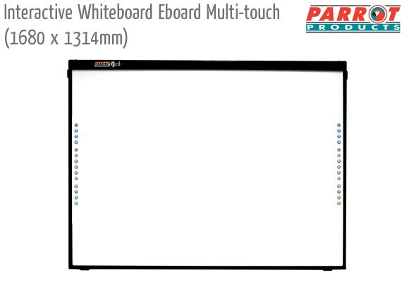 interactive whiteboard board multi touch 1680 1314mm
