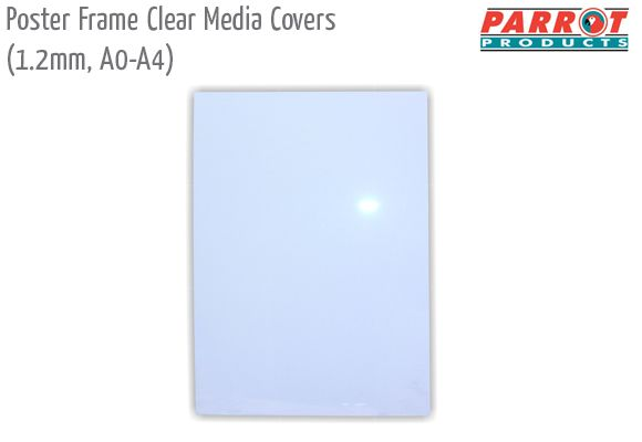 poster frame clear media covers