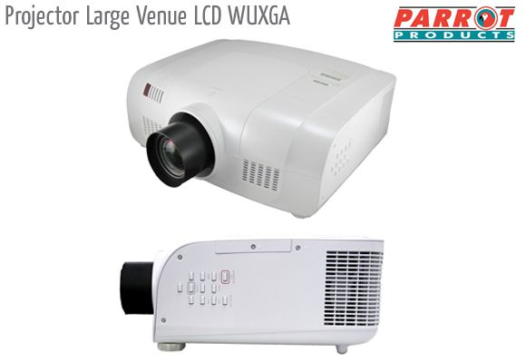 projector large venue lcd wuxga