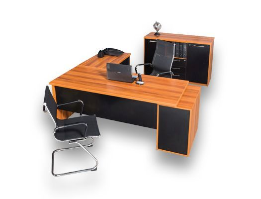 melamine desking evolution2 double pedestal desk