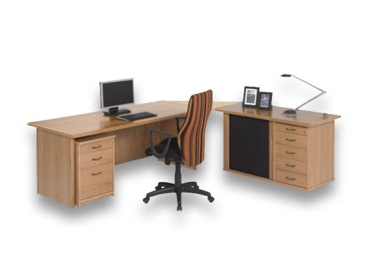 veneer desking spaceline2 executive desk
